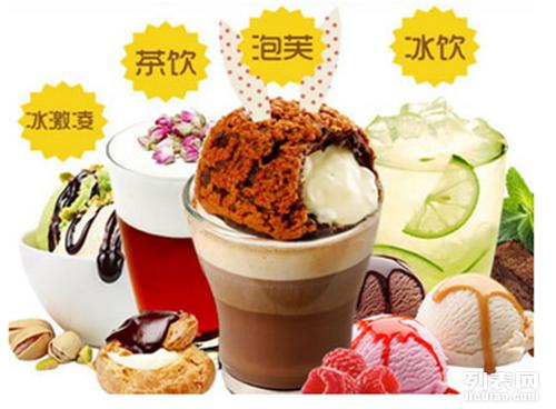 江苏甜甜圈甜品店加盟 泡芙店加盟8倍利润