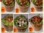 隆裕快餐-烤肉木桶饭