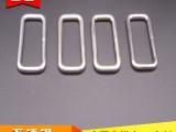 专业大量生产金属方扣 不锈钢四方扣 口字扣 厂家直销