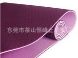 东莞瑜伽垫,6mmTPE瑜伽垫 生产厂家