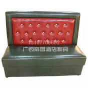 南宁价位合理的广西卡座沙发供销贵港茶楼卡座沙发