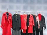 品牌素黑秋裝系列品牌女裝