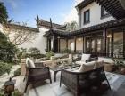 重庆别墅庭院花园怎么装修设计才更美