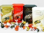 意大利LINDOR瑞士莲软心球巧克力200g喜糖礼盒装 巧克力口味多选