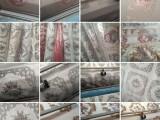 各种各样的提花布定位提花布料面料工厂批发