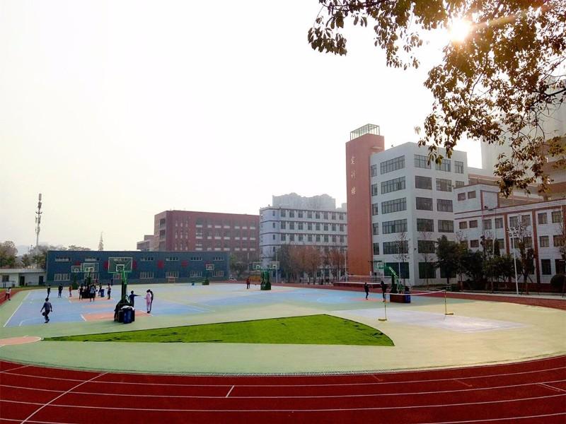 成都公办中专学校四川省工业贸易学校