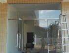 安装入户门,淋浴房定制 安装,店面玻璃门,感应门