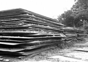 合肥铺路板出租