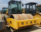 深圳个人二手22吨压路机转让/价格多少