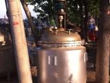 二手3吨不锈钢反应釜电话报价二手5吨搪瓷反应釜质量对比