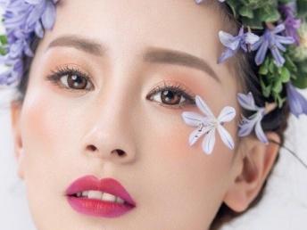上海新娘跟妆晚宴妆团队年会妆特惠中