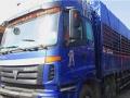 江西首付5万买二拖三半挂,和,9米6物流大货车 -