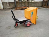 小骏牛电动三轮灰斗车坚固耐用使用方便值得选购