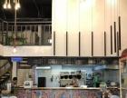 高档创业园唯一餐馆精装修转让(可租可转)