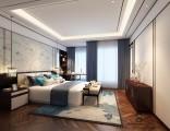 80平方米三室一厅装修 105平方三室一厅装修 重庆进化美业