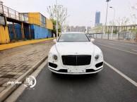 上海锐速超跑自驾租赁上海租跑车全新宾利添越自驾展示租车