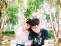 武汉光谷创意毕业照拍摄 校园写真闺蜜服装出租纪念册