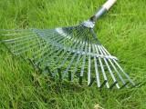落叶耙 22齿 铁耙 耙子 园林耙