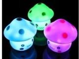 灯具灯饰蘑菇小夜灯 地摊热卖 装饰灯卧室灯 新奇特led灯具批发
