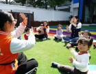扬州托班培训小托班哪家较专业到新爱婴国际班