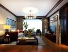 漯河永信伯爵山新中式两室两厅装修案例--漯河同创装饰公司