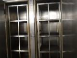 转让双开门消毒柜