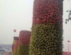 三亚大型花艺布置 植物雕塑 假花雕塑 仿真花雕塑