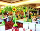 南宁气球装饰,婚礼场地布置,气球培训