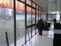 上海长宁区定做窗帘中山公园办公楼遮阳卷帘铝百叶窗帘定做