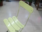 意大利可折叠 铁椅子 出口原单