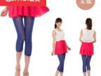 031020厂家批发新款糖果色显瘦网纱七分裤女士大码薄打底裤