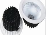 厂家直销LED压铸筒灯配件外壳   cob压铸筒灯外壳灯具