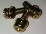 供应螺丝 机械螺丝 三组合螺丝 电子螺丝