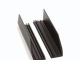 触摸屏铝型材加工定制 佛山亮银铝制品