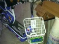 电动自行车。