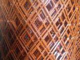 钢板网片 防护网 脚手架用网 防裂网  锅炉用网  围网