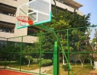 户外可移动篮球架配钢化玻璃篮球板送货上门安装更换篮球板