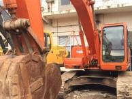 毕节沃尔沃210二手挖掘机实力出售 百姓网推荐