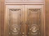 上海铜门,上海别墅铜门,上海信得过铜门厂