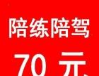 陪练陪驾70元包车包油驾校学车练车,仙葫凤岭东盟