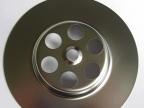 304不锈钢宽边钢碗 水槽下水器配件