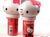 奇峰kitty 冰爽柠檬无糖含片16g 批发零售 儿童休闲零食