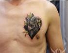 九龙堂Tattoo重庆纹身 国外军人纹身规定