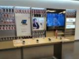 乐山oppo华为手机柜台vivo展柜收银台维修台平果三星小米乐视展示柜配件柜