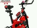 森威家用皮带动感单车健身车超静音室内健身器材脚踏车