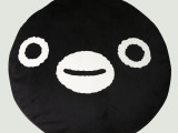 批发卡通外贸单生日礼物汽车午休办公室靠枕抱枕可爱黑日本可定做