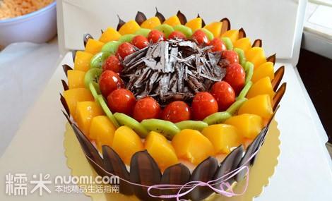大丰市专心制作高档蛋糕市区免费配送预定各种蛋糕外送