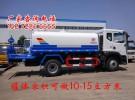 10吨热水保温运输车制造厂0年0.1万公里8万