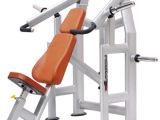 韩国KAESUN NXH201上斜推胸练习椅