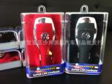 车标充电器 最新款iphone 苹果充电器/带车标充电器/车载*